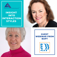 Insight into Interaction Styles – Guest Webinar from BAPT